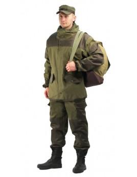 """Костюм «Горка-3"""" палатка хаки, 100% х/б, утепл. флисом (-10*С)"""