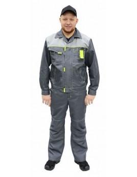 Куртка мужская летняя от ОПЗ серый