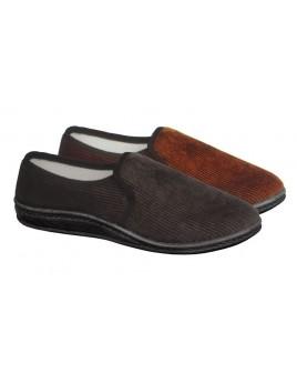 Обувь домашняя взрослая134 вельвет