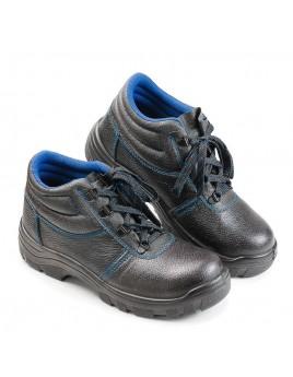 Ботинки 12Л ПУ МП (кожа)