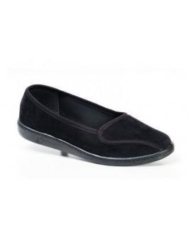 Туфли женские  вельвет