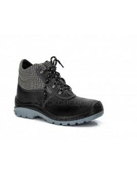 Ботинки М-4 (ПУ/ТПУ) КП юфть
