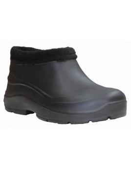 Сапоги юфтевые с регулируемым голенищем (МС35), ПУ/ТПУ, шерстяной мех КП